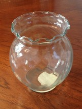 INDIANA Clear Wavy Glass Ivy Bowl - $12.00