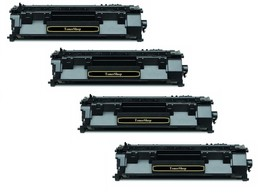 4PK 120 Black Toner Cartridge for Canon imageCLASS D1120 D1150 D1320 D1380 - $56.50