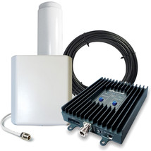SureCall FlexPro 3G Home Cell Phone Signal Booster w/ Omni & Panel Antenna - $449.99