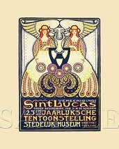 Vintage Circa 1897 Picture 8X10 New Fine Art Color Print Poster Old Anti... - $7.95