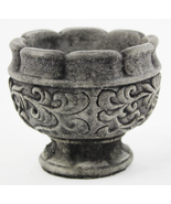 Candle Holder Concrete Ornament - $39.00