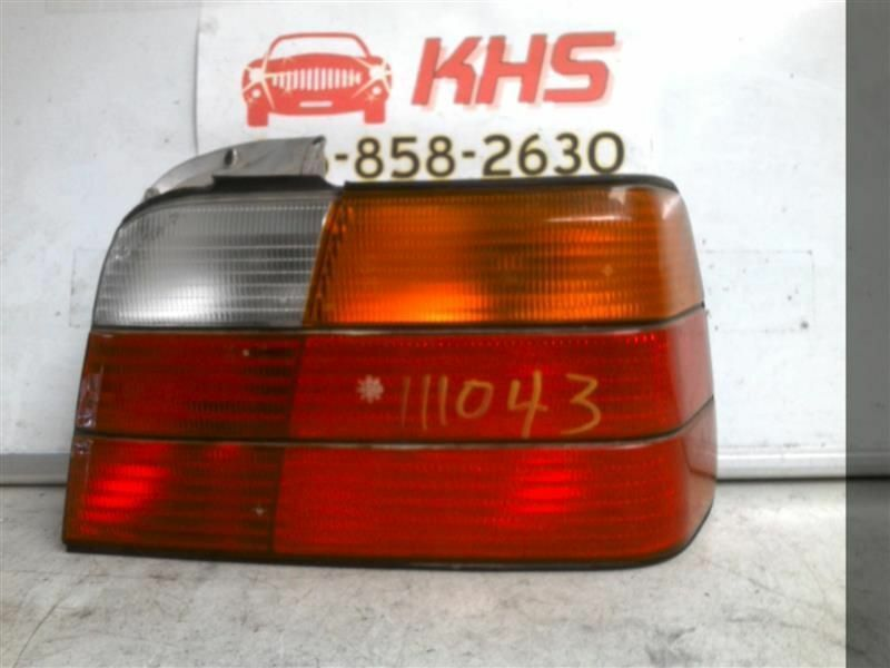 Primary image for Passenger Right Tail Light Sedan Fits 92-95 BMW 325i 218966