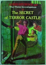 The Three Investigators The Secret of Terror Castle uncirculated Gibralt... - $100.00
