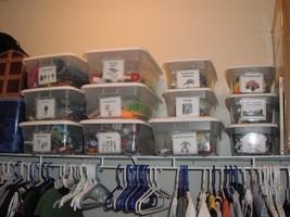 Shoe Organizer Hansi Naturals Womens Storage System 12 Pack Stackable h l w - $47.14