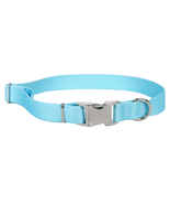 Sterling Solid Collection Light Blue Collar for... - $9.99 - $12.99