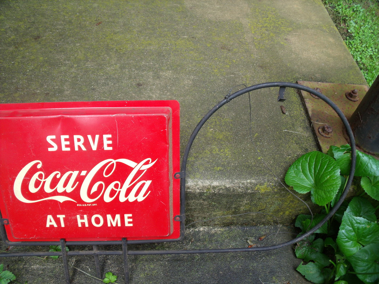Coca Cola Country Store Original  Aisle Signs with Aisle Markers