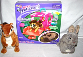 Furreal Friends(3) Bumper McBones NIB-Chipmonk & baby bunny Pre-Owned - $24.00