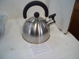 Creative Home Whistling Stainless Steel Tea Kettle  B8 - €14,78 EUR