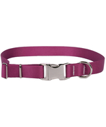 Sterling Solid Collection Plum Collar for Dogs - $9.99 - $12.99