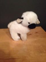 VTG. 1976 BLACK WHITE LAMB/SHEEP Plush Dakin  R... - $59.39