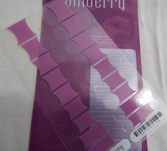 Jamberry Orchid Tip - Long A501  (Full Sheet ) Retired Design - $16.82