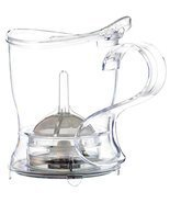 GROSCHE Aberdeen Tea Steeper 525ml 177 oz Teapot and Infuser BPAFree GR 317 - $42.42