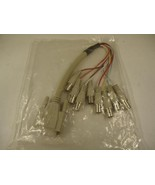 Video Surveillance Camera DB15 Pin Male to 8 BNC Female Breakout Cable J... - $5.00