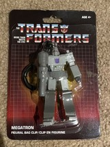 Transformers G1 Keychain Bag Clip Megatron - $8.90