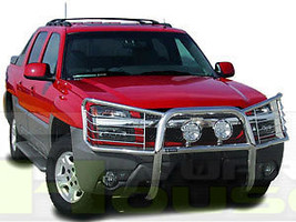 T&H 1 Piece Brush Grille Guard Push Bar for 200... - $270.00
