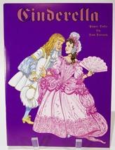 Tom Tierney Cinderella Paper Dolls NEW UNCUT 1999 - $12.66