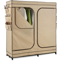 Closet Storage Solutions Organization System 60... - $51.41