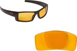 New Seek Optics Replacement Lenses Oakley Gascan   Hi Intensity Yellow - $7.89