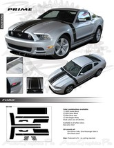 Ford Mustang 2013-2014 PRIME 1 Decals Stripe 3M... - $189.83