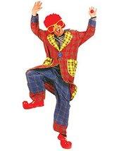 Plaid pickles adult clown costume - $56.45