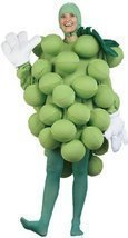 GRAPES GREEN CHILD COSTUME - $53.26