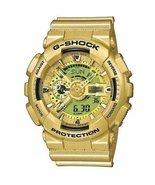 G-Shock GA-110GD-9A Classic Series Designer Watch - Gold / One Size - $199.43