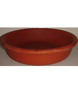 "7.5"" Shallow Clay Pot ~ ~ Used - $1.50"