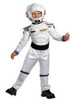 Blast Off Astronaut Toddler Costume - S (2T) - $32.15