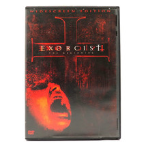 Exorcist The Beginning Dvd (Widescreen Edition) - $1.95