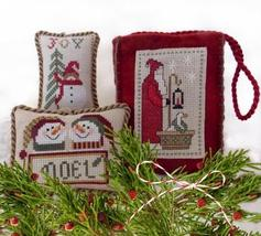 All The Trimmings cross stitch chart Plum Pudding Needleart  - €6,27 EUR