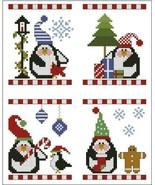 Merry & Bright cross stitch chart Plum Pudding Needleart  - $7.20