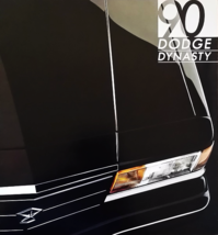 1990 Dodge DYNASTY sales brochure catalog US 90 LE - $7.00
