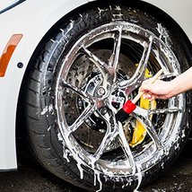 Detail Buddy Premium Brush for Wheels Interior Leather Trim Set of 3 DB-... - $24.37