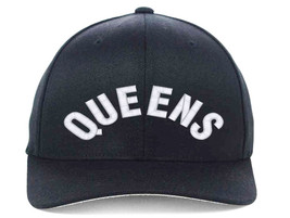QUEENS New York, Embroidered, Flexfit Hats - $19.99