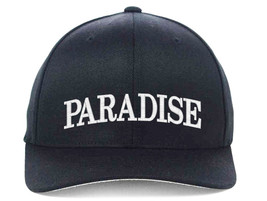 PARADISE   Embroidered, Flexfit Hats - $19.99