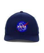 Lunar NASA, Fine Finished Embroidered, Flexfit Hats - $19.99