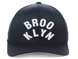 BROOKLYN New York, Embroidered, Flexfit Hats - $19.99