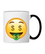 Money Tounge EMOJI 11oz. Coffee Mug - €17,68 EUR