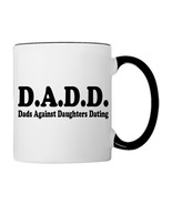 DADD Dads Against Daughter's Dating Coffee Mugs - €17,68 EUR