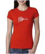 Marca PERU New National LOGO, Women Crew Neck Tshirt - $14.99