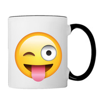Silly Feeling EMOJI, 11oz. Coffee Mug - £14.98 GBP