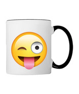 Silly Feeling EMOJI, 11oz. Coffee Mug - €17,68 EUR