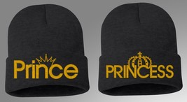 "Prince & Princess Fine Finished Embroidery, 12"" Winter Beanie - $13.09+"