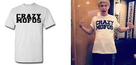 CRAZY MOFOS T-Shirt 1 Direction 1D Niall Horan & Harry Styles - $14.99