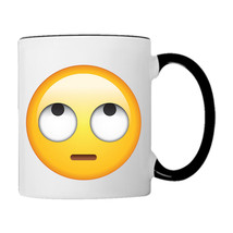 Innocent EMOJI 11oz. Coffee Mug - £14.98 GBP