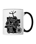 Puerto Rico Mix Taino Symbols,  11oz. Coffee Mug - €17,55 EUR