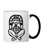 Puerto Rico Taino Pregnant Woman Symbol,  11oz. Coffee Mug - €17,55 EUR