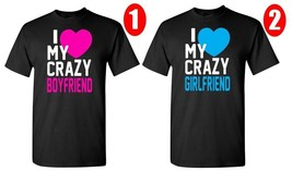 I Love My Boyfriend & Girlfriend, Perfect Couple, 2 T-Shirts - $18.52+