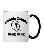 Turkey Hunting Coffee Mug, Gobble Gobble Bang Bang, for Real Hunters - €17,68 EUR