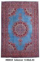 6' x 10' Persian Nain Unused Wool & Silk Very Fine Stunning Handmade Rug - $855.09